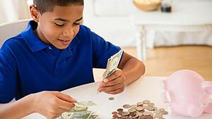 Карманные деньги детям сумма, сколько давать?